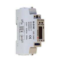Zaawansowany licznik energii elektrycznej  z wyjściem RS-485 Modbus