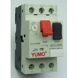 Automatyczny wyłącznik silnikowy 0,4A - 0,63A 0,12kW 0,18kW