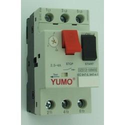 Automatyczny wyłącznik silnikowy 2,5A - 4A 1,1kW 1,5kW