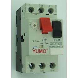Automatyczny wyłącznik silnikowy 9 - 14A 5,5kW