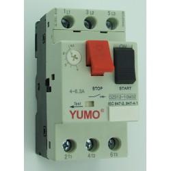 Automatyczny wyłącznik silnikowy 4 - 6,3A 2,2kW