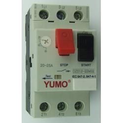 Automatyczny wyłącznik silnikowy 20A - 25A 11kW