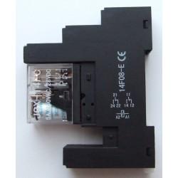 Przekaźnik przemysłowy  24V DC