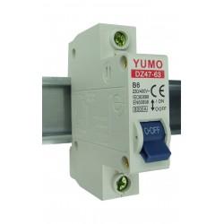 Wyłącznik nadmiarowo-prądowy 1P B6A