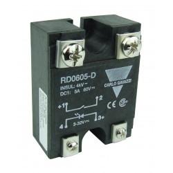Przekaźnik półprzewodnikowy SSR  24V DC