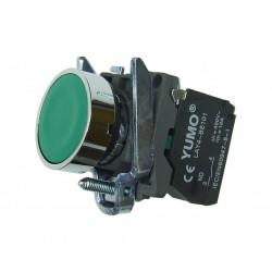 Przycisk sterowniczy zielony